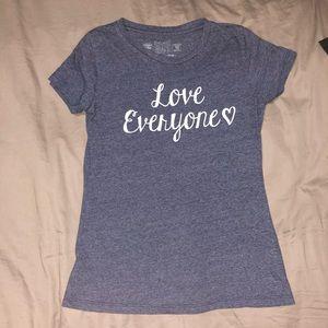 Love Everyone ❤️ T-shirt